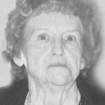Velda Mae Curwen