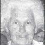 June Noriene Bouck Harris