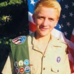 Eagle Scout: Wylie J. Dalton