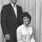 Kay and Carol Leatham