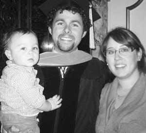Matthew Bateman Graduate 6-23-11