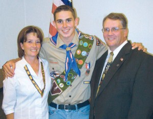 Bryce Downey Eagle Scout 8-30-11