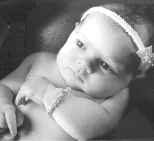 Rylee Bateman baby 12-27-11