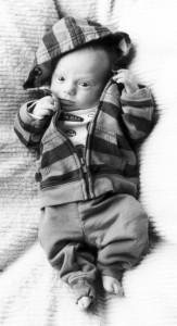 Karson Hammond Baby 2-7-12