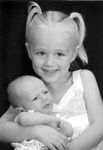 Ashton Shields baby 7-23-09