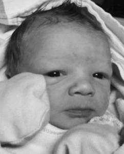 Cole Alexander baby 7-21-09
