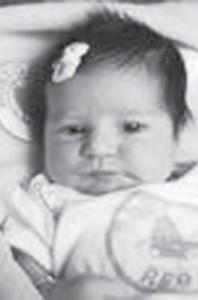 Kya Camille Newton baby 08