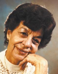 Obit Edith McBride