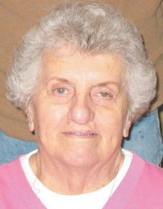 Obit Elva Harrell