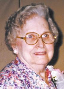 Obit Leota Winkler