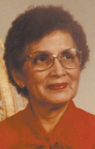Obit Martina Vargas