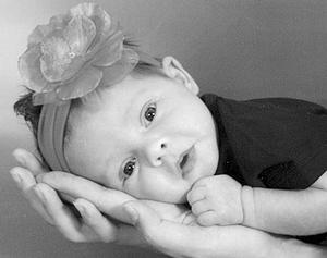 Sadie Sanders baby 10-19-10