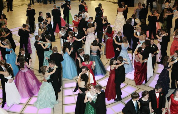 how to dance at a dance for high school