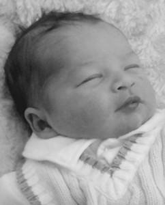 Tierney Swindlehurst baby 5-14-09