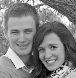 Jared McBride and Joylyn Loveridge