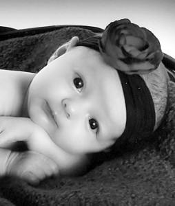 Weslee Kell baby 8-10-10