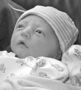 Xander Maxfield birth 2-5-09
