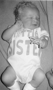 lily kibbee baby 8-18-09