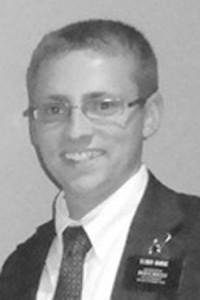 Missionary Benjamin Burge