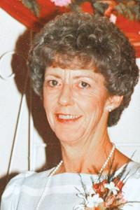 Obit Margene McFarland