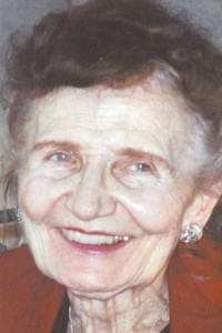 Obit Mary Elich