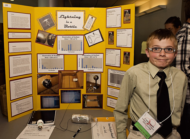 Nineteen Tooele County students win awards in SLVSEF ...