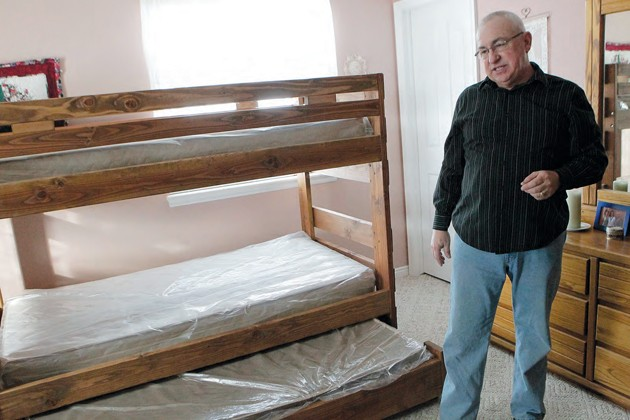 couple makes custom bunk beds and more in erda « tooele transcript