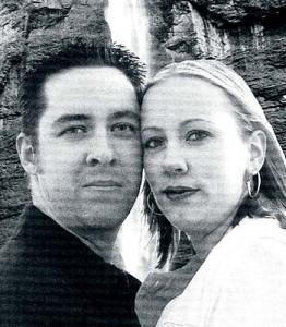 Kevin Ryan Garcia and Adrienne Kay Ferrin