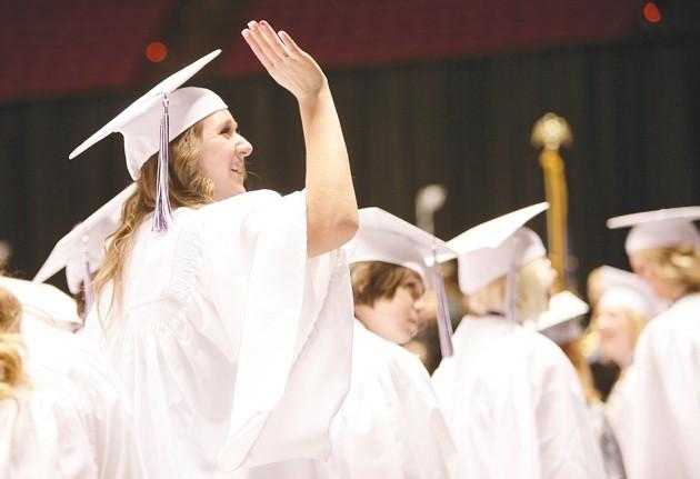 Tooele High's 100th graduating class told 'buffalo pride