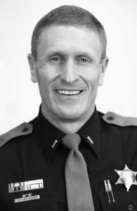 UP Lt. Mike Rapich