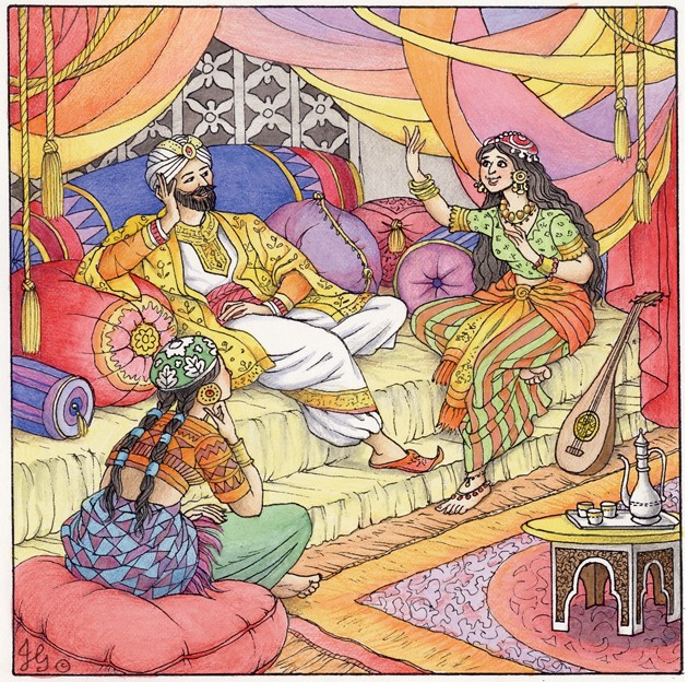one thousand and one nights essay In the thousand and one nights, there is a certain relationship between the prologue and the ending in which the king spares scheherazade and they stay married.