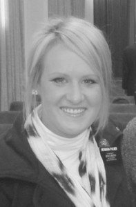 Lindsey Palmer Missionary 4-12-12