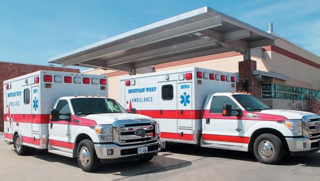 Hospital To Expand Ambulance Service Tooele Transcript Bulletin