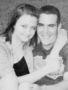 Cassandra Holst and Logan Lewis