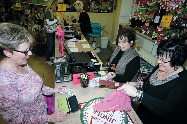 Black Friday turns green for local merchants