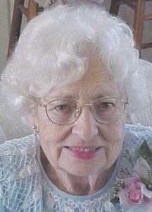 Obit Edith Brown A