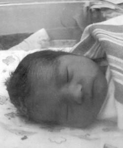 Baby Romano 1-7-14