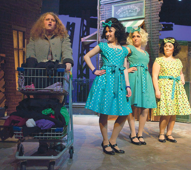 """Little School of Horrors """"little Shop of Horrors"""" Can"""