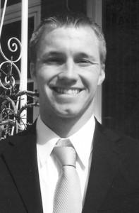 Missionary Elder Jarrett Groskreutz