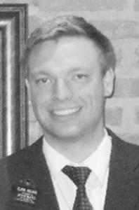 Missionary Gordon Nielson