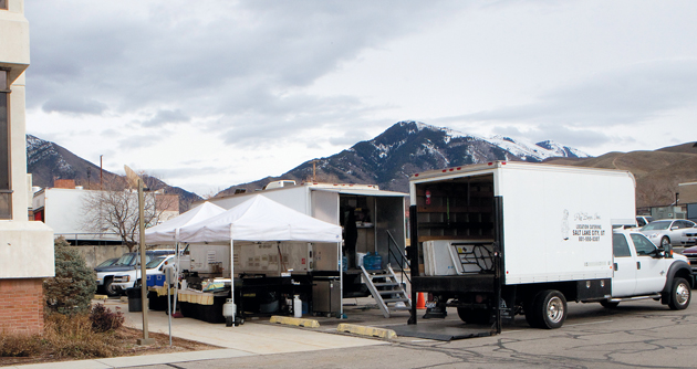 Tooele is filming location for new Hollywood movie
