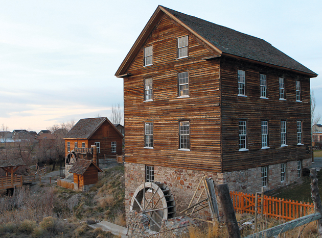 Gate at Benson Gristmill will reopen May 1