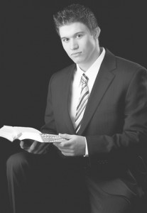 Missionary Elder Coby Soule