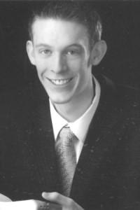 Missionary Elder Joshua Harrison
