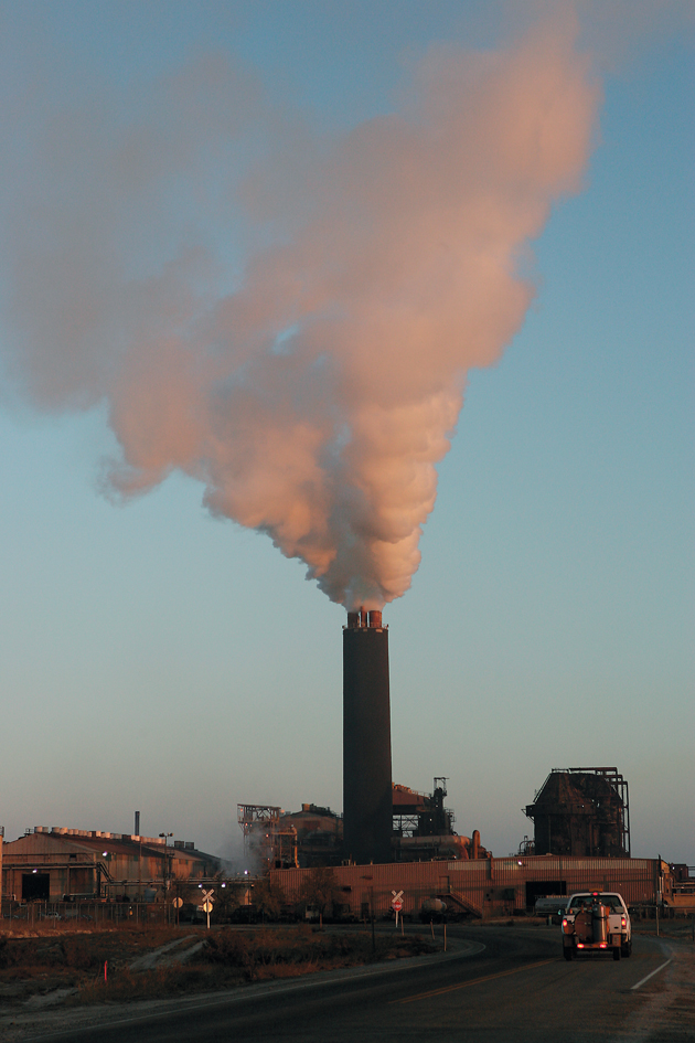 Stericycle emissions small compared to top local polluters
