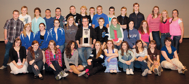 Stansbury drama earns another state championship