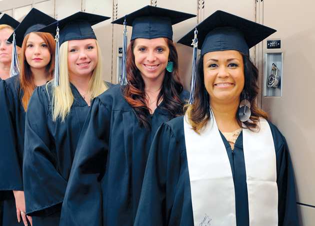 USU-Tooele presents degrees to 130 grads