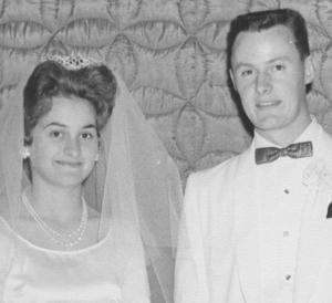 Anniversary Ted and Wanda York 1