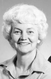 Obit Barbara Ann Barnes Gillespie