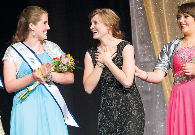 Butterfield crowned Miss Tooele County
